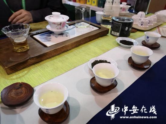 安徽盛产名优茶