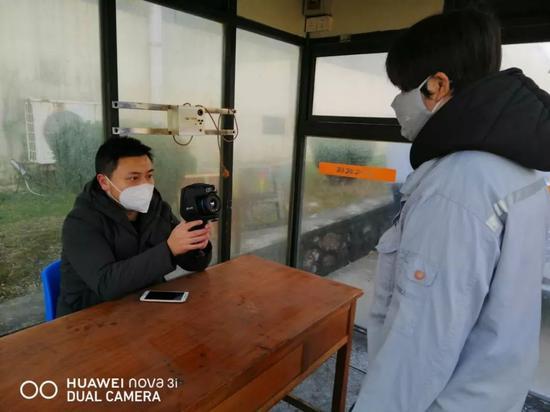 滁州经开区复工复产企业采取各类
