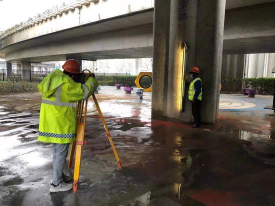 合肥启动2021年度市管桥梁检测工作