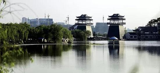 水门公园景区