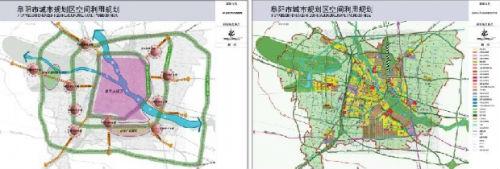 阜阳市城市规划区空间利用规划公示 欢迎市民提建议