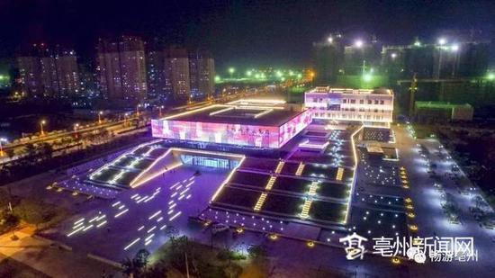亳州市展览馆免费提供党史教育场地