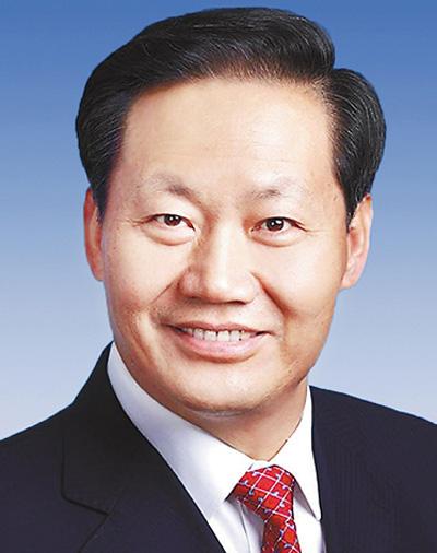 彭清华代表(四川省委书记、省人大常委会主任)