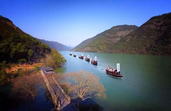 滁州高铁直通千岛湖 逛吃攻略已备好