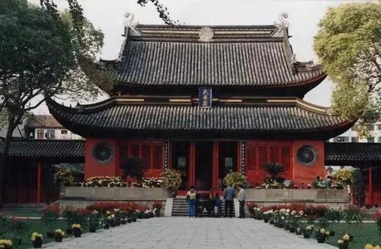 文庙大成殿