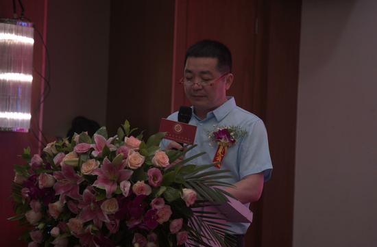 安徽省家居建材商会成立大会暨第一届会员代表大会圆满落幕