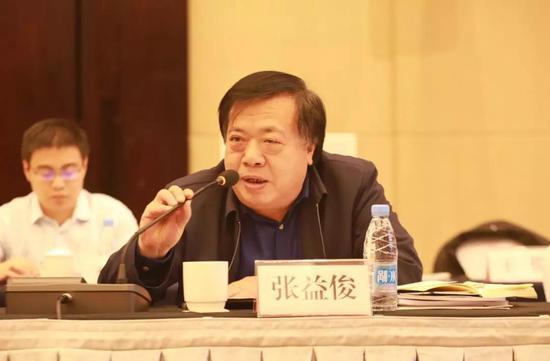 国际商报社总编辑张益俊谈开发区宣传工作