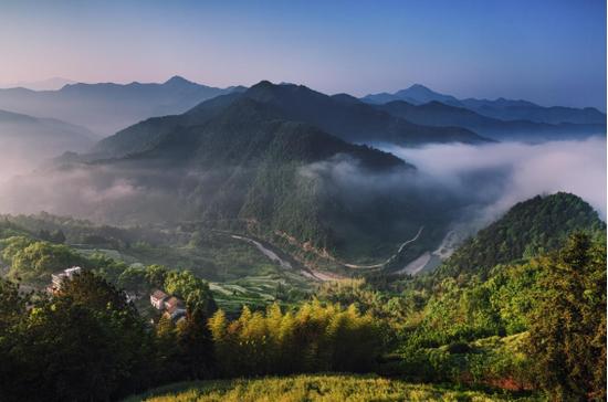 歙县石潭村(图源:安徽省文化和旅游厅)