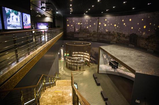 铜官区铜陵市博物馆(图源:铜陵市博物馆公众号)