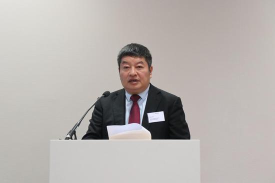 太和经济开发区主任赵伟 宣传推介太和经济开发区