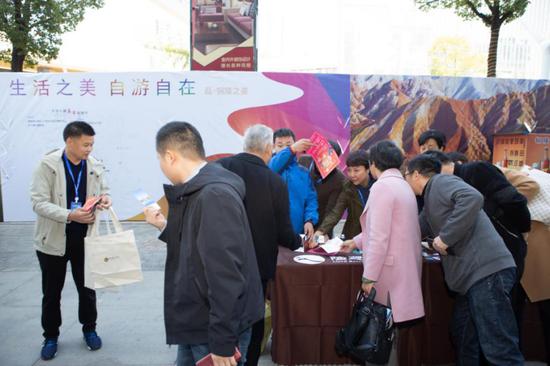 陆游房车参与长三角旅游公共服务展览会 创变新模式成大会亮点