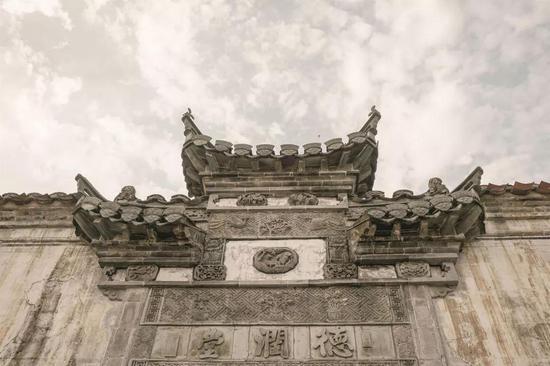 查济石雕 穿行于历史 俯拾皆故事
