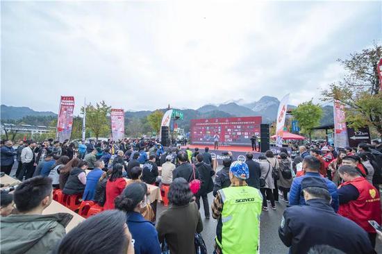 安徽金寨举办2020金寨全国机车文化旅游节