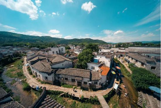 泾县查济全景(图源:摄影师石小龙)