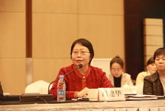 中国国际投资促进会会长助理、秘书长吕建华解析开发区高质量发展道路