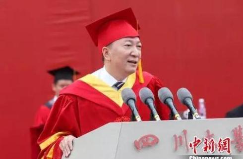 四川大学校长李言荣。 四川大学供图