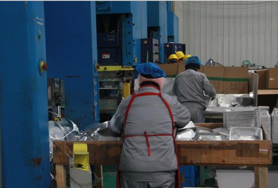 媒体采访安徽爱纽牧铝业有限公司