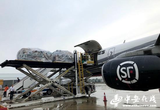 顺丰航空国内全货机每周执飞五班常态化运营