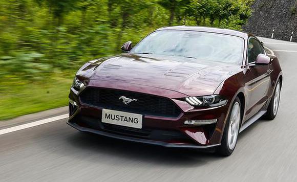魅力只增不减 试新款福特Mustang