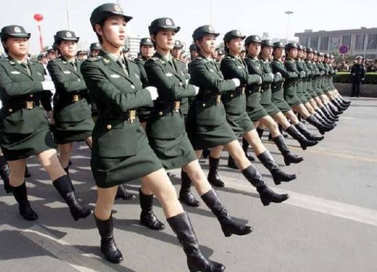 蚌埠上半年女兵征集初检初考启动