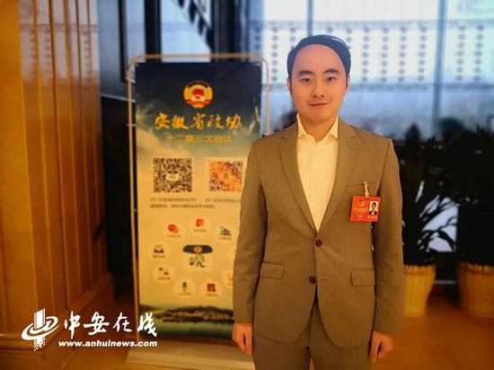 省政协委员,香港亚洲木薯资源控股有限公司董事 朱威澔