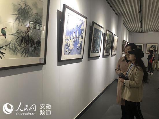 中国杨亭农民文化活动中心吴国亭美术馆开馆