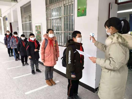 """定远县:立足""""四个维度""""抓好校园疫情防控工作"""