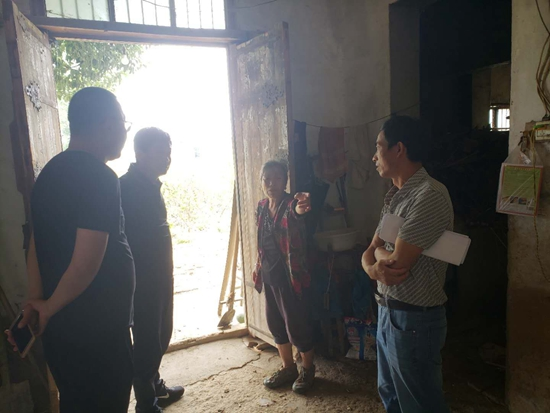 肥东县杨店乡:民生工程给群众实实在在的获得感
