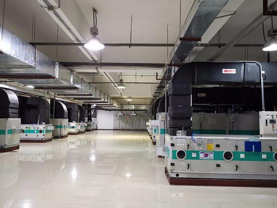 华益药业空气净化系统