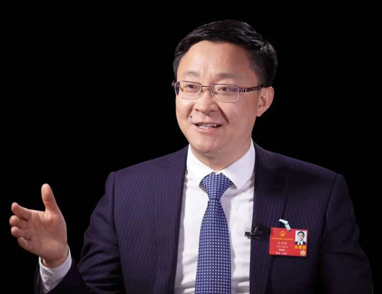 全国人大代表、科大讯飞董事长刘庆峰
