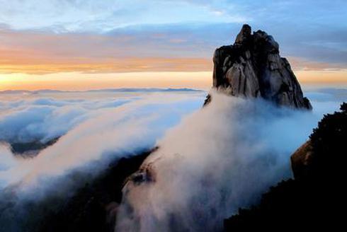 《琉璃》神仙取景地天柱山刷屏