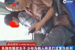 女子被陌生男性骚扰 少年出手相助致人重伤获刑
