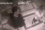 监拍女汉子电梯暴揍骚扰男 猛扇其耳光