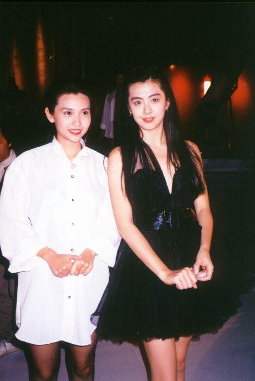 邱淑贞、王祖贤曾一起出演《城市猎人》