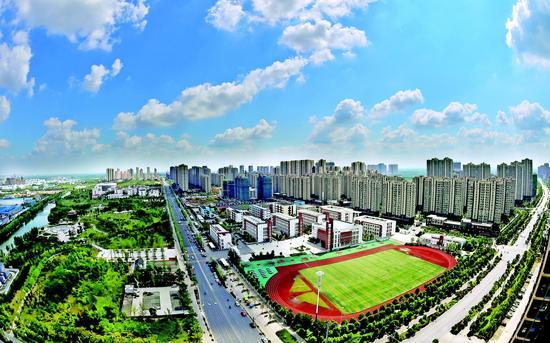 滁州城南新区