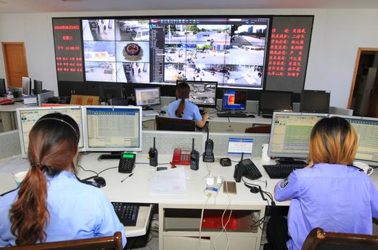 安徽移动天网工程推进城市安防体系建设