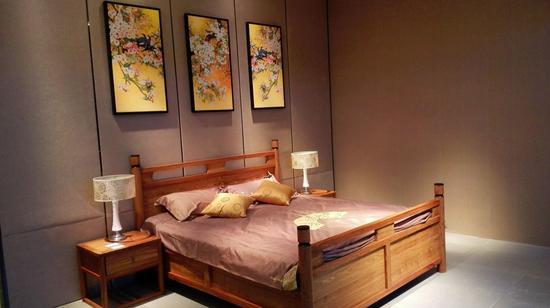 """""""禅语""""品牌的床"""