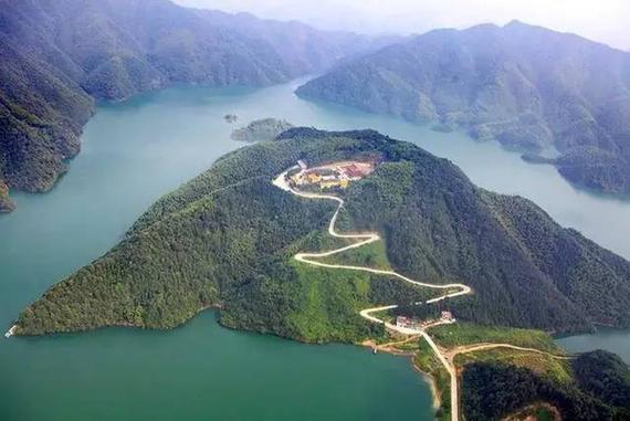 安徽318川藏线风景区路线图