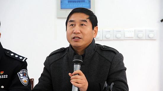 """""""光爱童行""""落地活动在河刘黄六小学成功举办"""