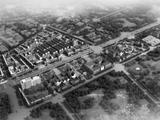 蜀山区西部新城规划出炉 构建一轴一区一镇八组团