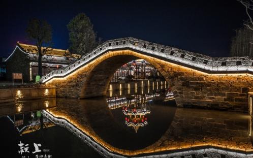 小桥流水(图源:@有春天就好)
