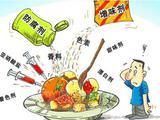 安徽曝光18批次问题食品 其中五成是水