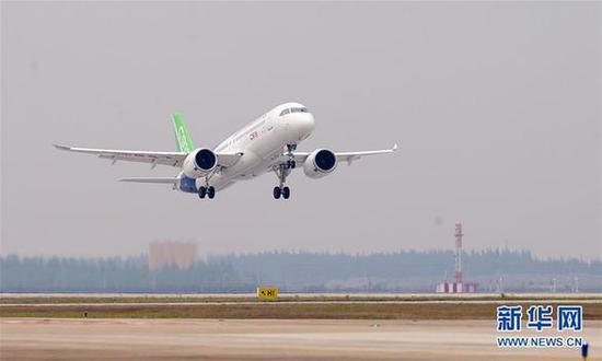 未来大飞机项目一旦形成产业,无疑将极大促进我国的经济发展,对中国