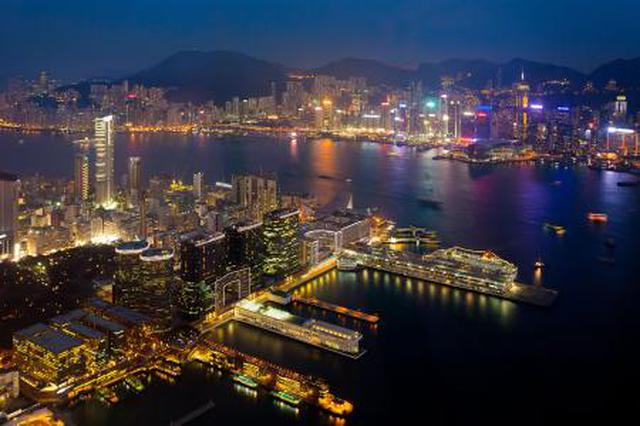安徽人去香港可以坐高铁啦 合肥出发最快只要6小时