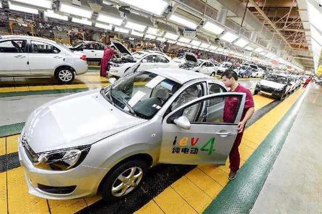 安徽制造领跑新能源汽车产业 合肥将造纯电动SUV