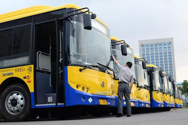 阜阳成为全国首批公交都市创建城市