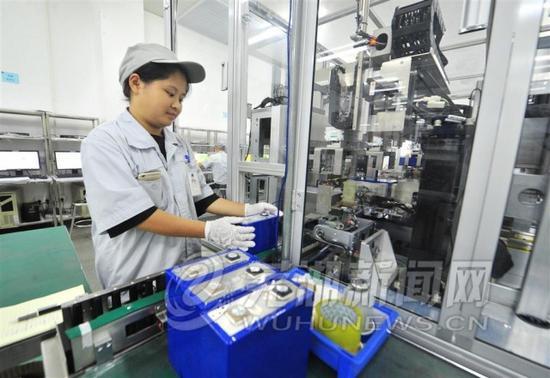 新能源助力芜湖经济