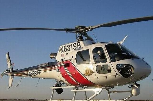 明年阜阳市将拥有专业医疗救援直升机