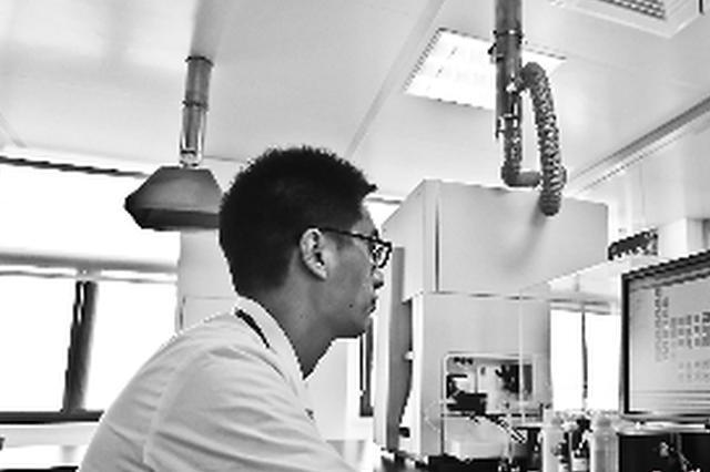 合肥启用现代化水质检测实验室 一流设备守卫水安全