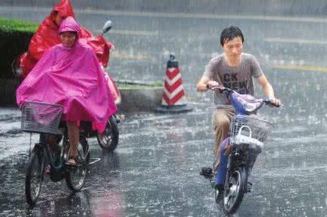 受北方弱冷空气影响 本周江城阵雨不断气温凉爽